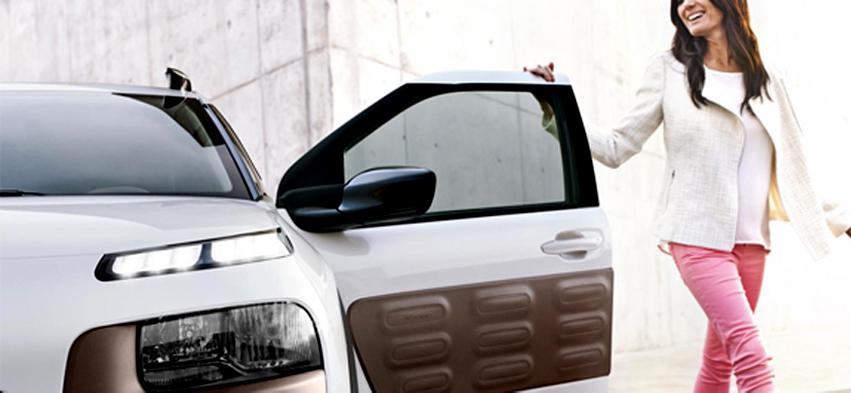 防范暴力侵犯 侧门和车身强度提升10倍以上