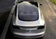 特斯拉为Model3打造太阳能玻璃 能融化积雪